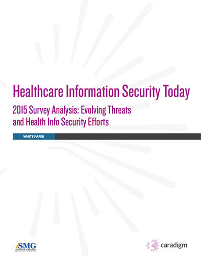 2015 Survey Analysis: Evolving Threats and Health Info Security Efforts