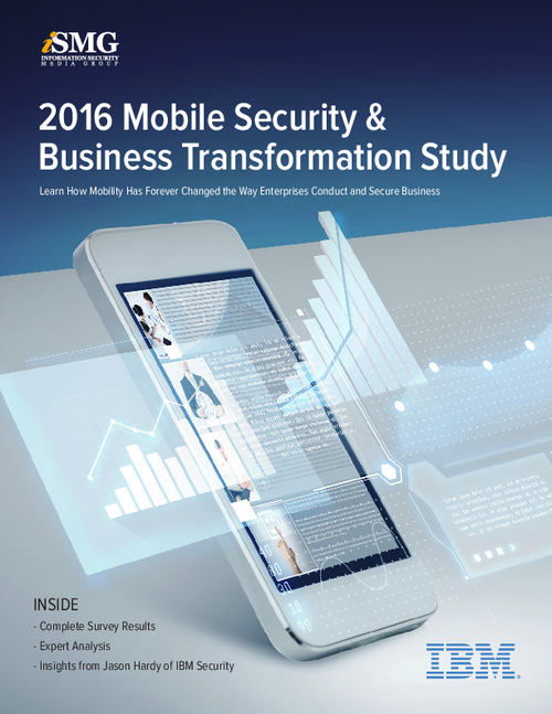 Mobile Security & Business Transformation Study