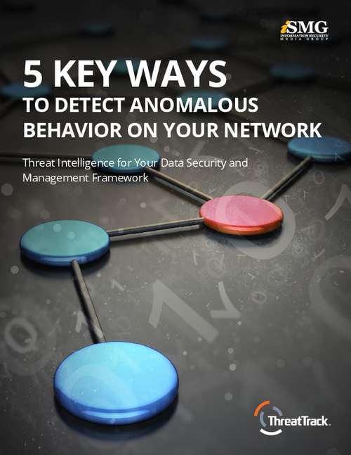 5 Key Ways To Detect Anomalous Behavior On Your Network