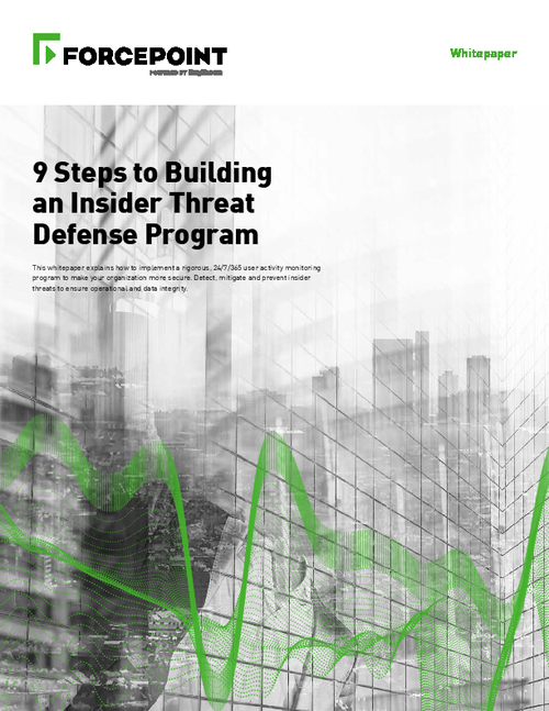 9 Steps to Building an Insider Threat Defense Program