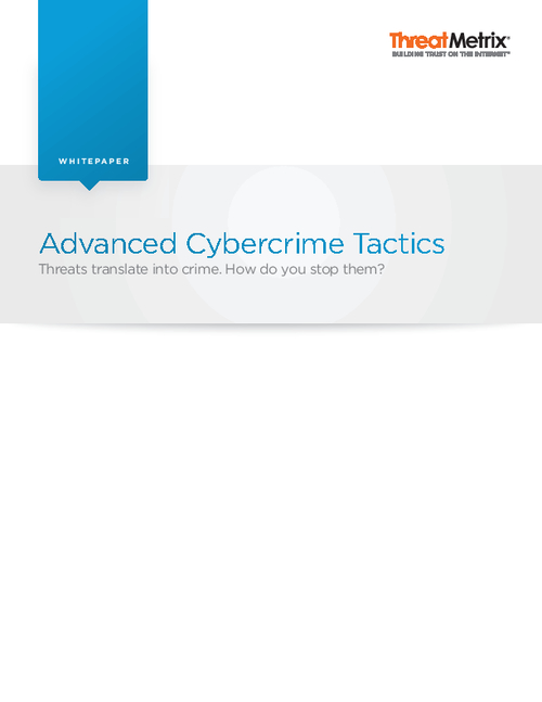 Advanced Cybercrime Tactics