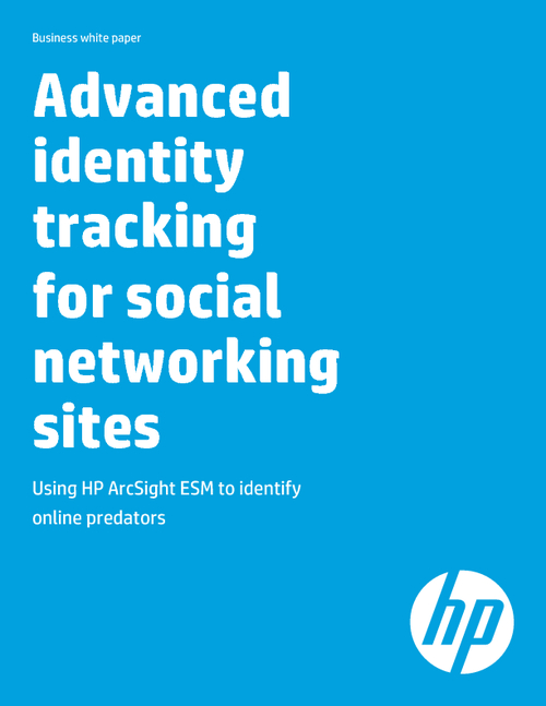 Advanced Identity Tracking for Social Networking Sites