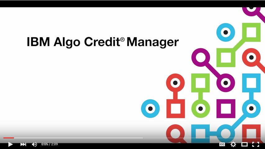 Algo Credit Manager