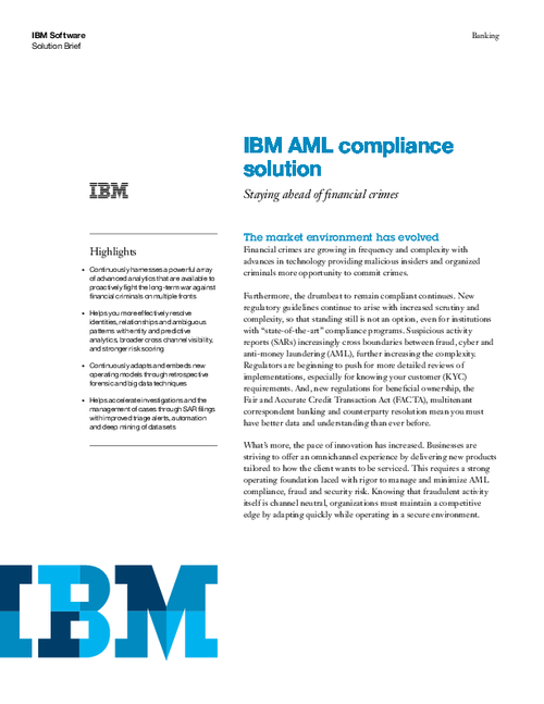 AML Compliance: Staying Ahead of Financial Crimes