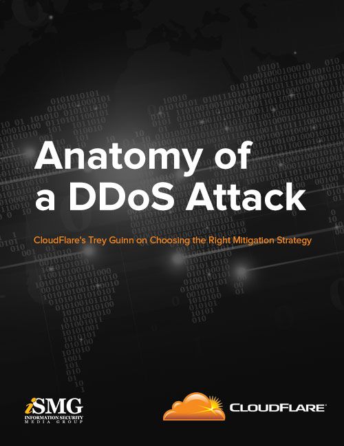 Anatomy of a DDoS Attack