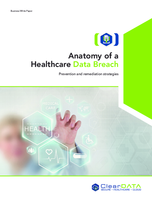 Anatomy of a Healthcare Data Breach