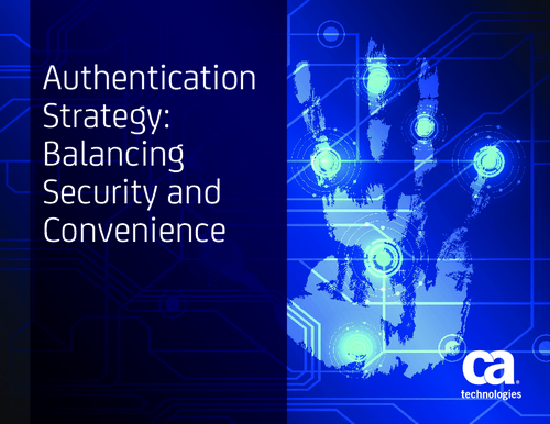 Authentication Strategy: Balancing Security and Convenience
