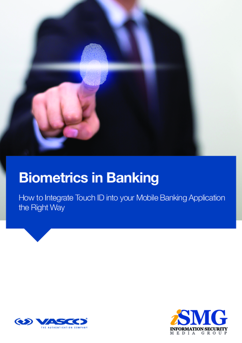Biometrics in Banking: The Benefits and Challenges