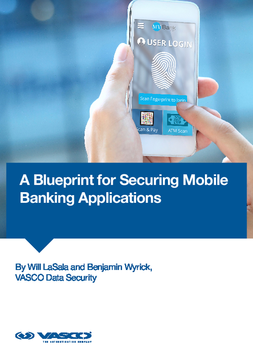 A Blueprint for Securing Mobile Banking Applications