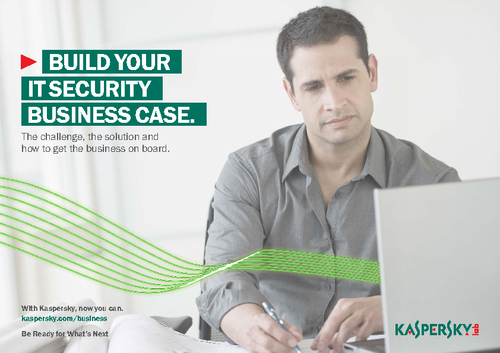 Build Your IT Security Business Case