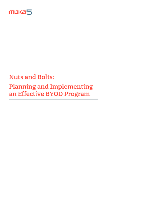 BYOD Implementation Guide