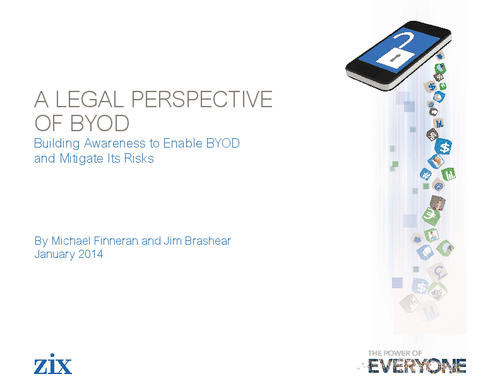 How to Implement an Effective BYOD Policy