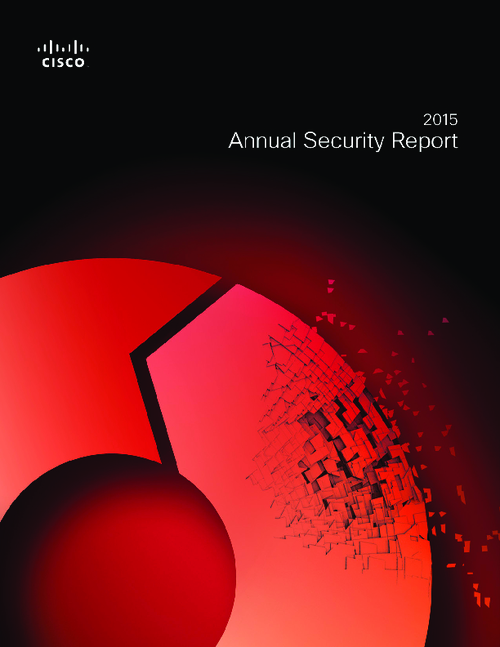 Cisco Annual Security Report (CASR)
