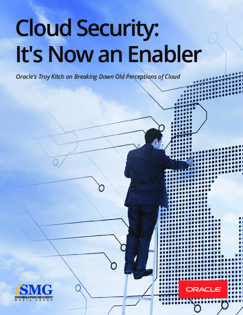 Cloud Security: It's Now an Enabler