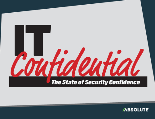 IT Confidential: The State of Security Confidence