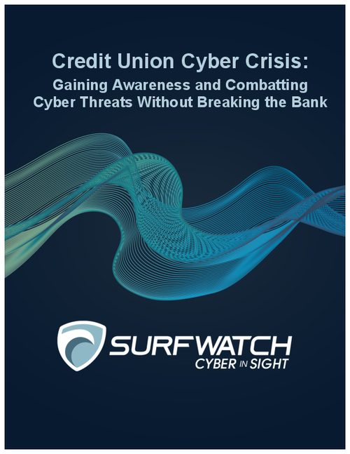 Credit Union Cyber Crisis: Combating Cyber Threats Without Breaking the Bank