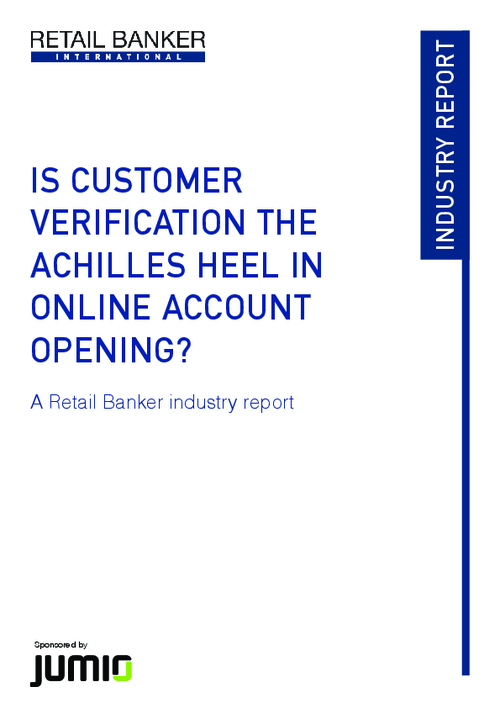 Is Customer Verification the Achilles Heel in Online Account Opening?