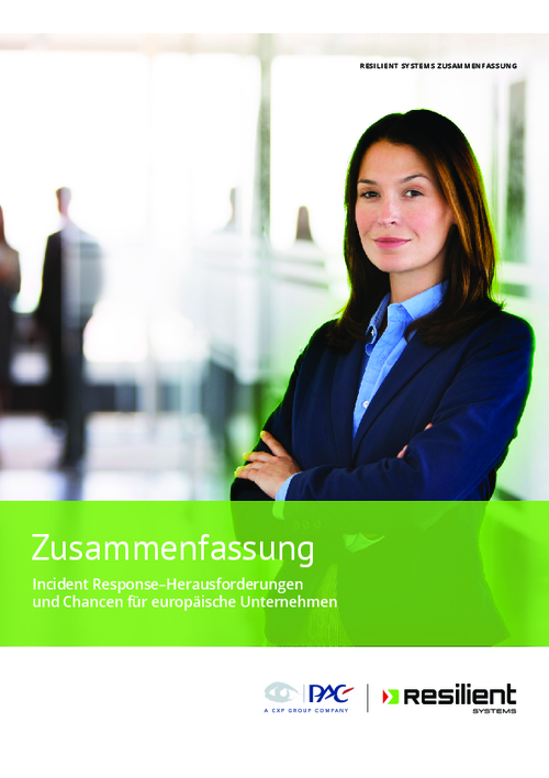 Cyber Resilience (German Language)