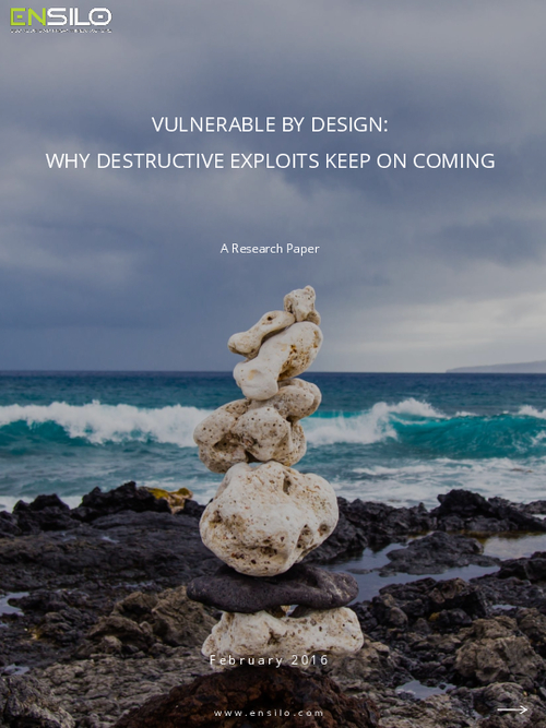 Defending Against Design Vulnerabilities