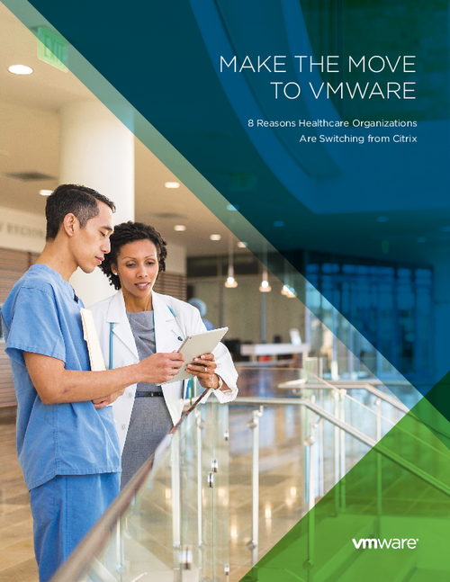 8 Reasons to Make the Move to VMware