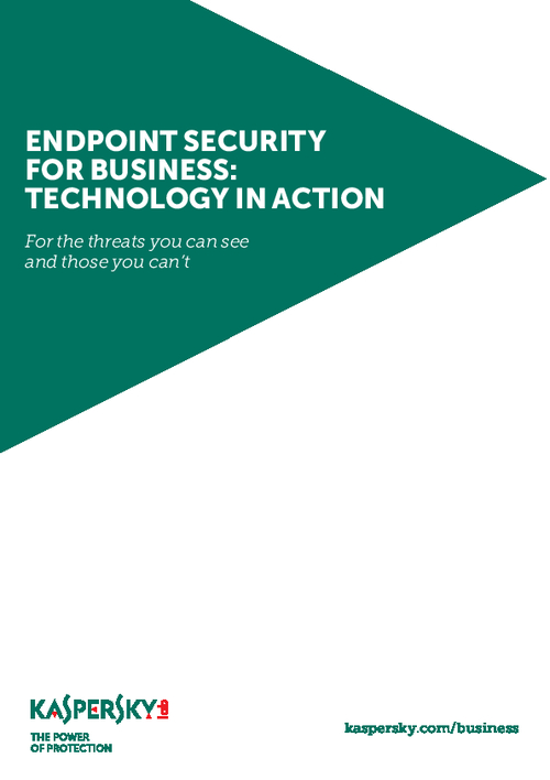 Endpoint Security for Business: Technology in Action