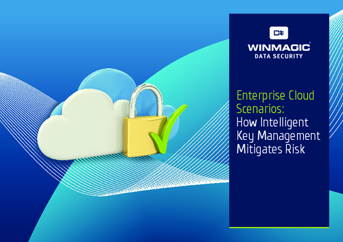 Enterprise Cloud Scenarios: How Intelligent Key Management Mitigates Risk
