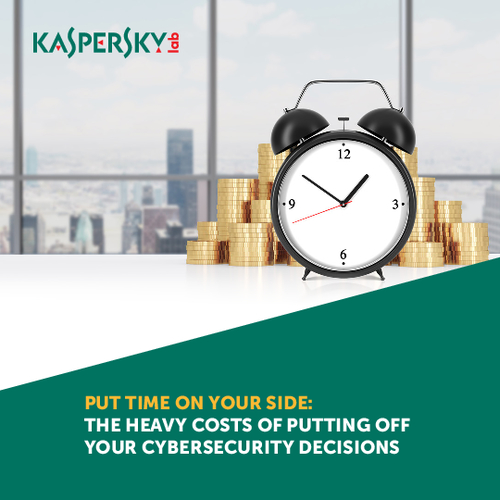 Enterprise eBook: The Heavy Cost Of Putting Off Your Cybersecurity Decisions
