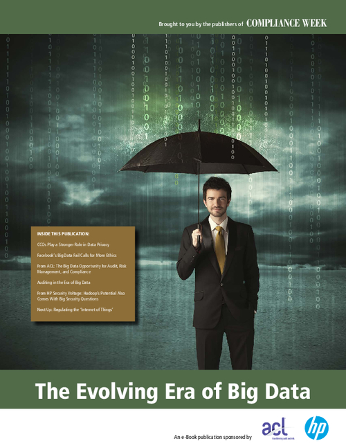 The Evolving Era of Big Data