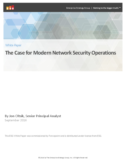 Federal Agencies Make the Case for Modern Network Security Operations