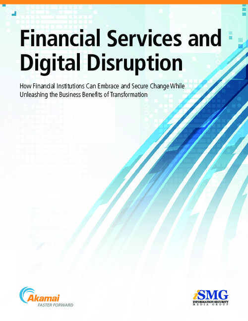 Financial Services and Digital Disruption