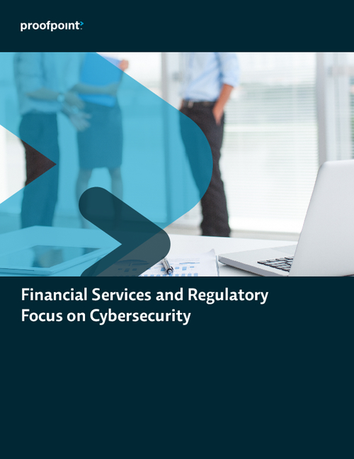 Financial Services and Regulatory Focus on Cybersecurity