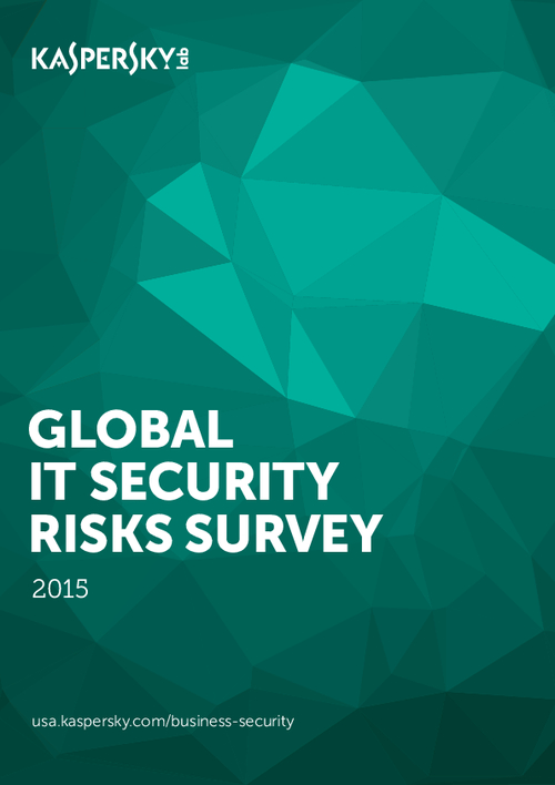 Global IT Security Risks Survey: The Current State of Play