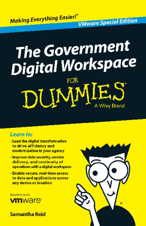 Building blocks for Digital Workspace across Government Enterprise