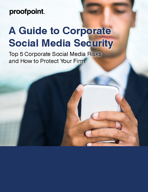 A Guide to Corporate Social Media Security