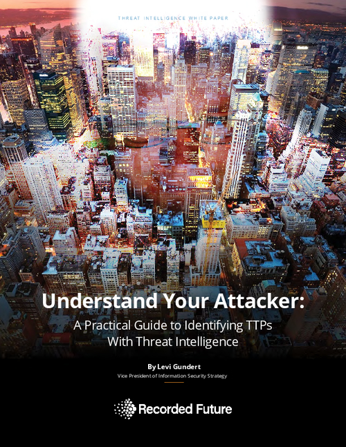 Hack Into the Mind of the Attacker with Threat Intelligence