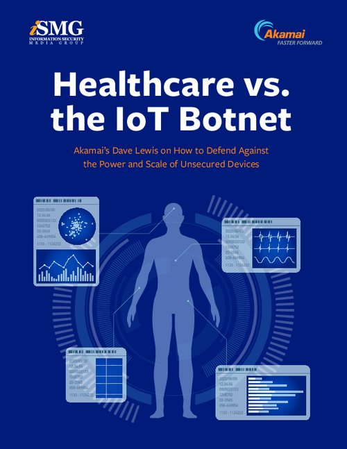 Healthcare vs. the IoT Botnet