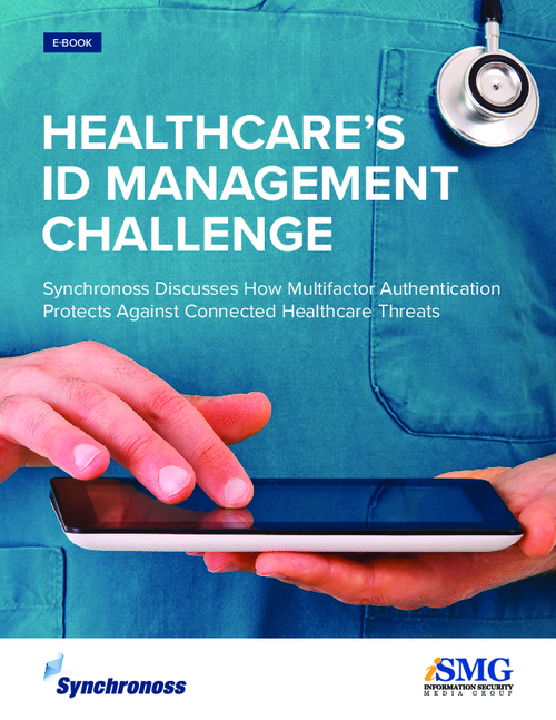 Healthcare's ID Management Challenge