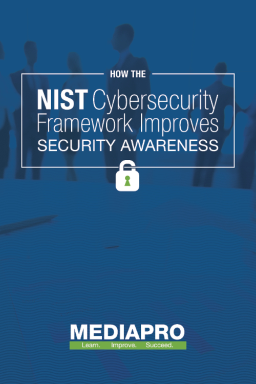How the NIST Framework Improves Security Awareness