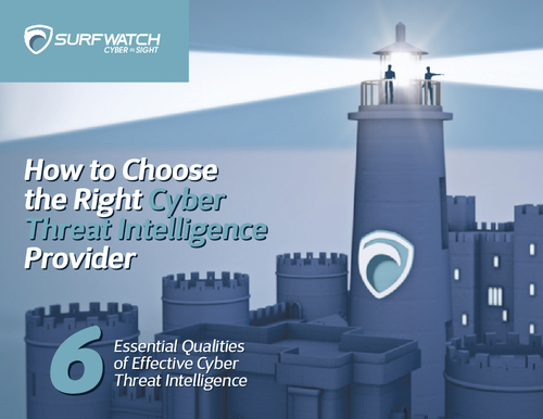 How to Choose the Right Cyber Threat Intelligence Provider