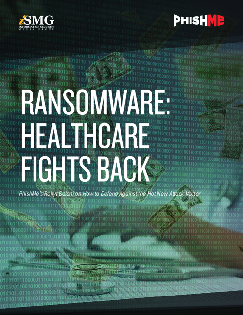 How to Defend Against Ransomware: Healthcare Fights Back