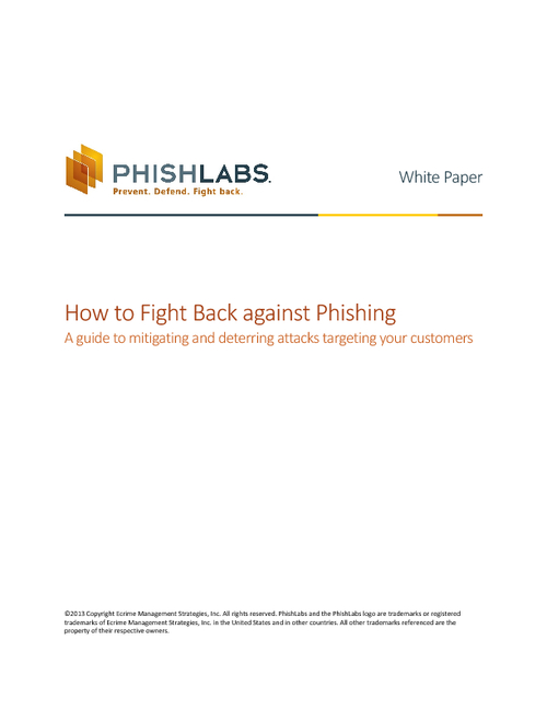 How to Fight Back Against Phishing