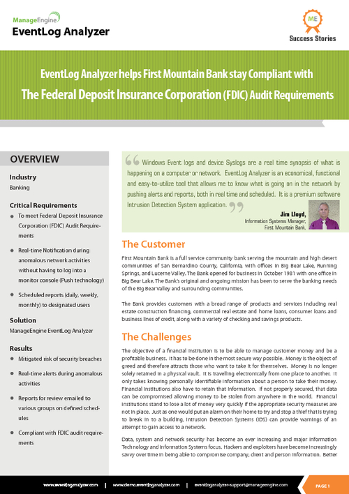 How to Stay Compliant with FDIC Audit Requirements