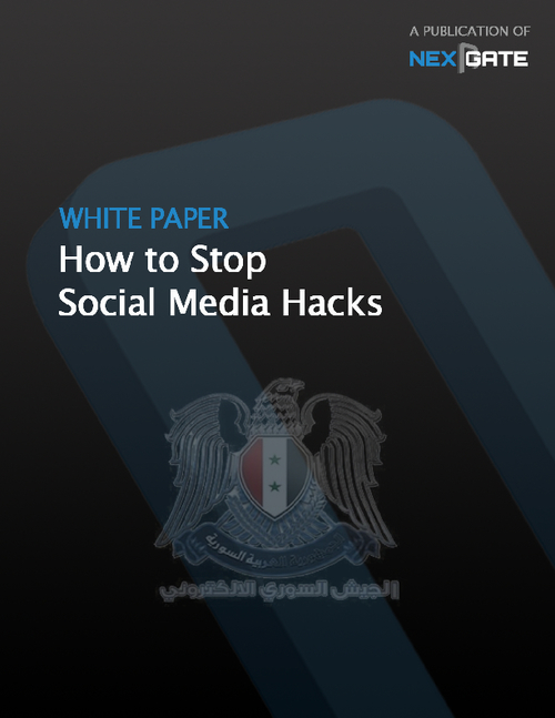 Protecting Your Social Media Account from Hackers