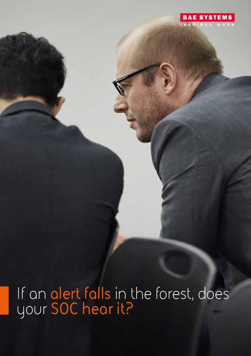 If An Alert Falls In The Forest Does Your SOC Hear It?