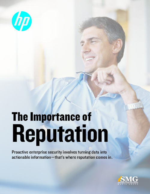 The Importance of Reputation