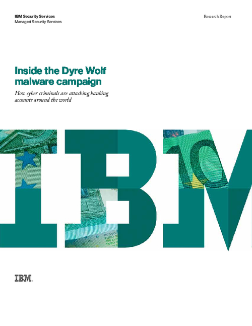 Inside the Dyre Wolf Malware Campaign