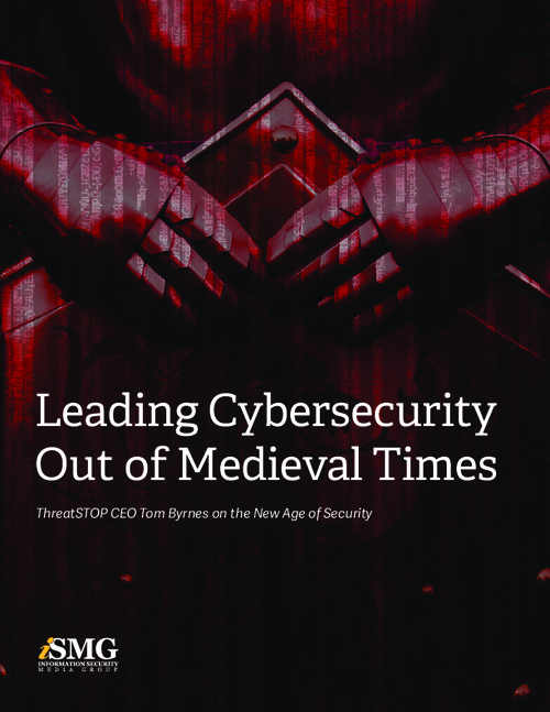 Leading Cybersecurity Out of Medieval Times