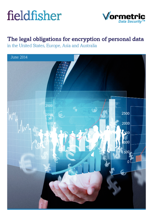 The Legal Obligations for Encryption of Personal Data