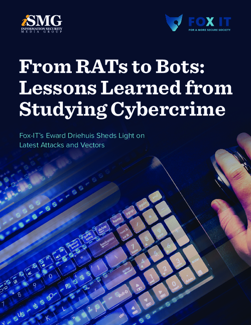 Lessons Learned from Studying Cybercrime