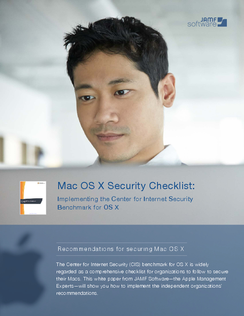 Mac OS X Security: A How To Guide